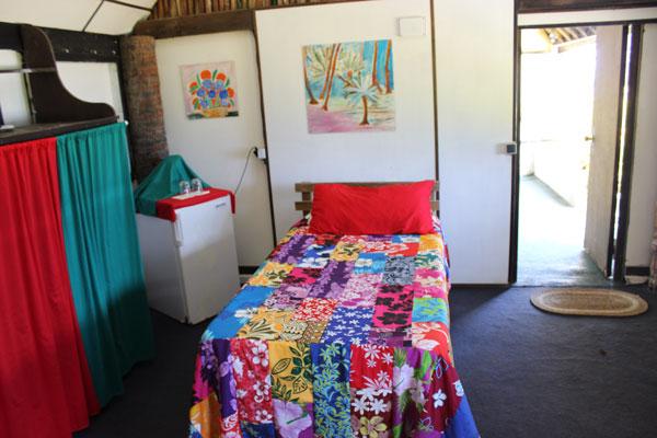 Le petit lit de la petite chambre
